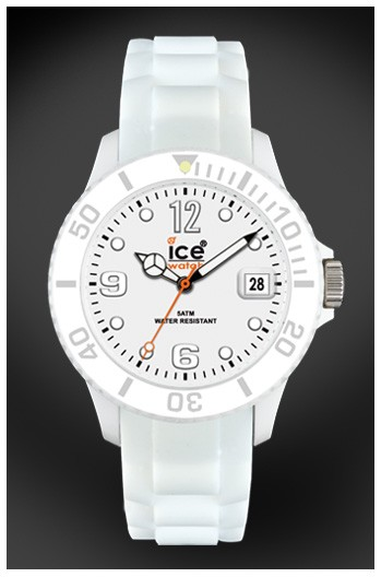 ice watch uhren weiß