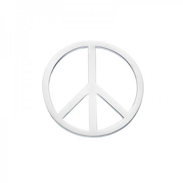 Daisy London Halo Coin Peace Silber