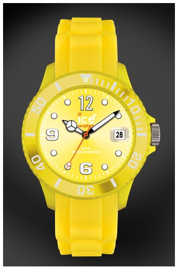 Ice-watch Sili yellow big SI.YW.B.S.09