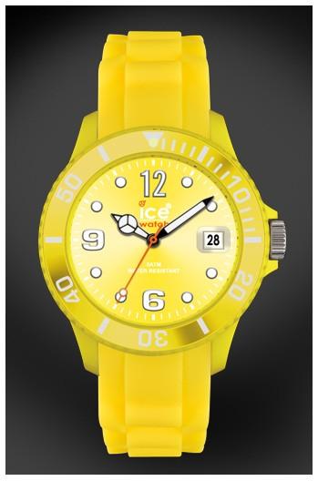 Ice-watch Sili yellow big SI.YW.B.S.09
