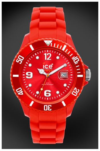 Ice-watch Sili red small SI.RD.S.S.09